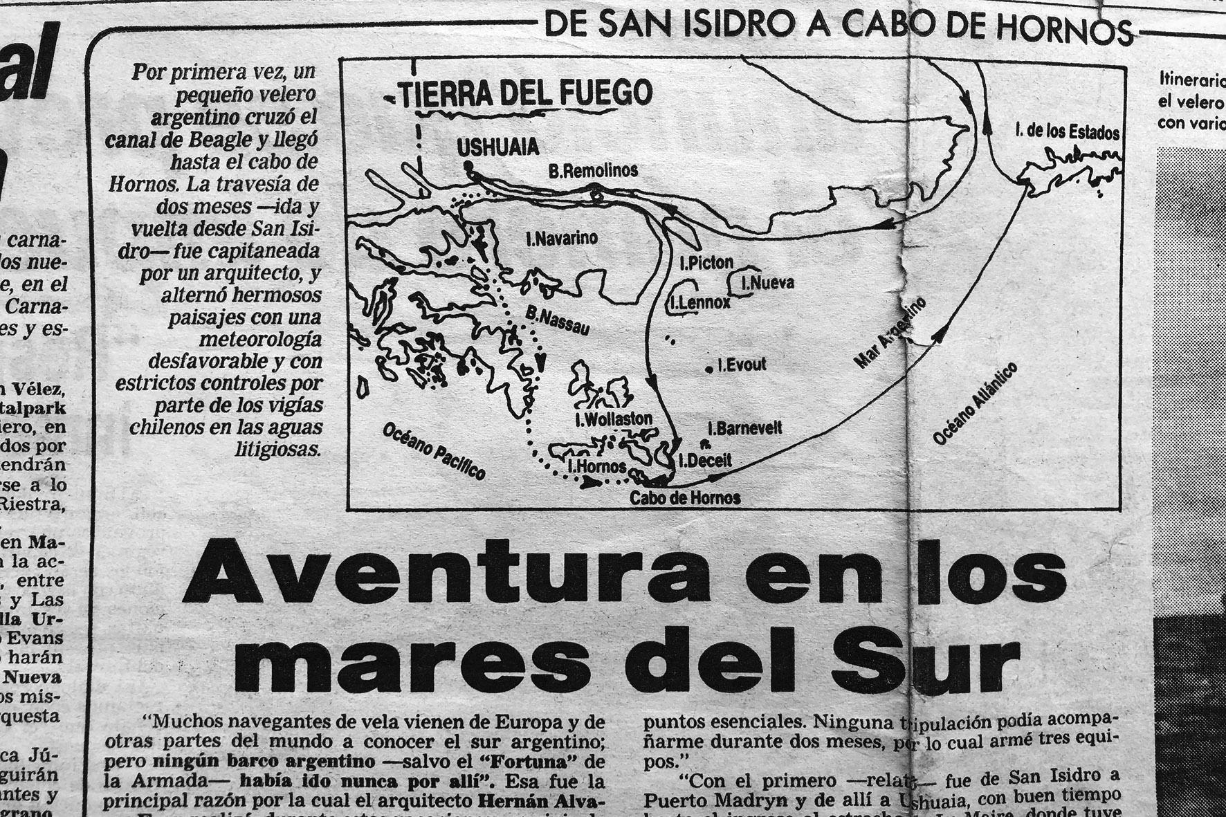 El primer viaje del Pequod – Año 1987 05