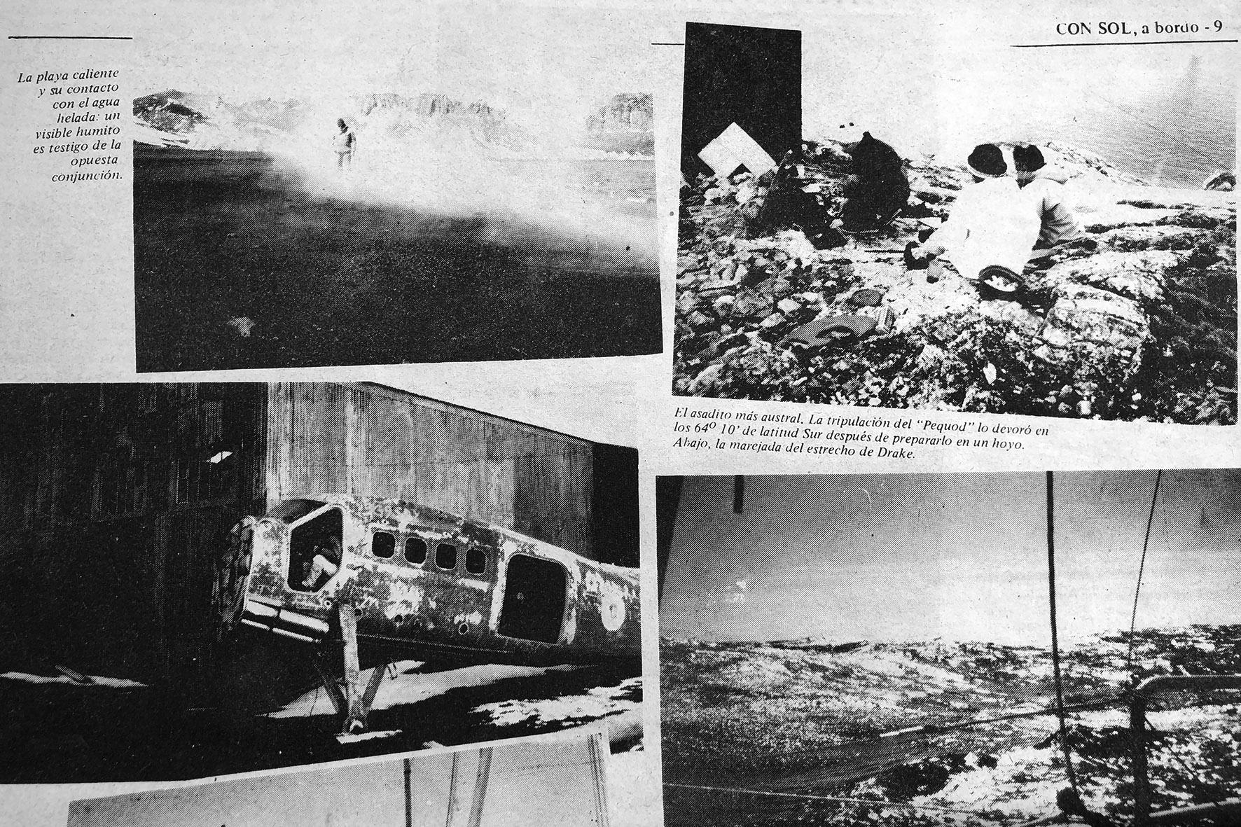 El primer viaje del Pequod – Año 1987 06