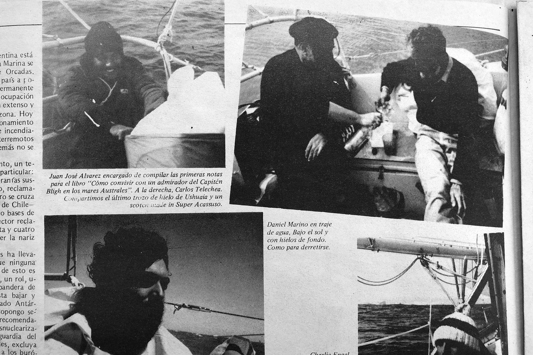 El primer viaje del Pequod – Año 1987 07