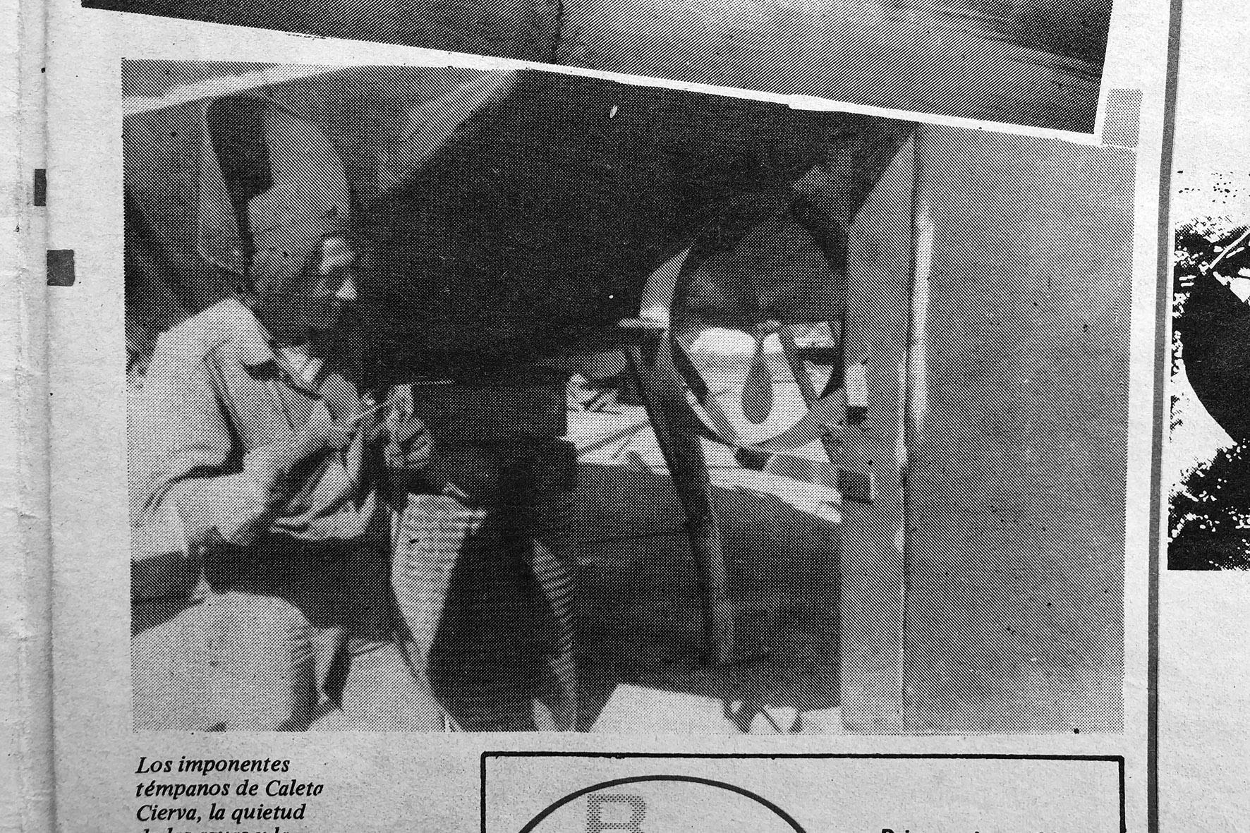 El primer viaje del Pequod – Año 1987 08